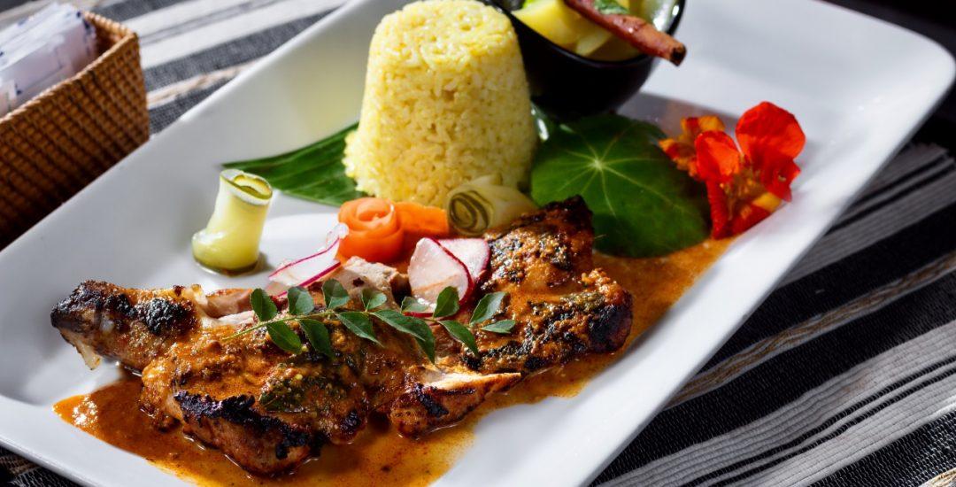 Kuta Puri's Chicken Tandoori